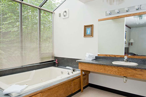 In Room Jacuzzi Spa Suites