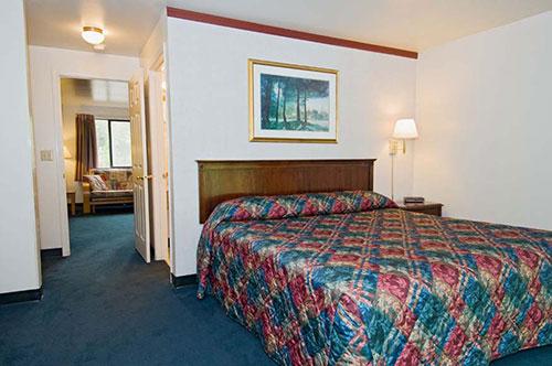 One Bedroom Suites